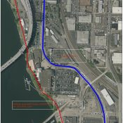 Route advisory: Esplanade near OMSI will close for 3 days starting 6/18