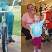 15 years later, woman reunites with her first wheels thanks to Hillsboro student bike club