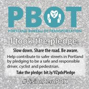 All talk? Here are the actions the City of Portland is taking toward Vision Zero