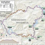'Scenic Bikeways' now available on the coast and southern Oregon