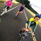 My family's Cycle Oregon Weekend (photos)