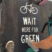 City and state working to help bicycle users get the green