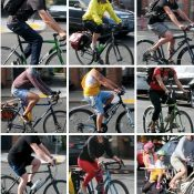 People on Bikes: SE Clinton and 25th