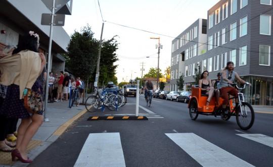 se division pedicab