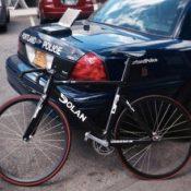 Heroic bike shop employee wrestles back stolen track bike