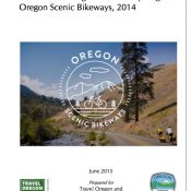 Scenic Bikeways pump $12.4 million into Oregon economy, study says