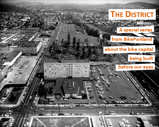 the district lead image