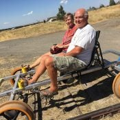 5 days in Eastern Oregon: Riding rails and talking tourism in Joseph
