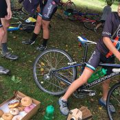 Where flailing is an option: My day at a local team's cyclocross clinic