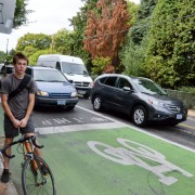 State says there's not enough proof that bike lanes boost safety, so 26th Ave lanes should go