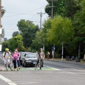 City gives in to state demand to remove bike lanes from SE 26th Avenue