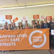 Portland's Vision Zero kickoff brings new faces to the table