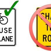 The Monday Roundup: Killing 'Share the Road' signs, the walkability shortage and more
