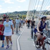 Orange Line/Tilikum Bridge opening day open thread