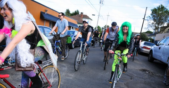 BikePortland Benefits