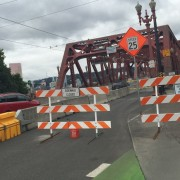County responds to Broadway Bridge path closure complaints