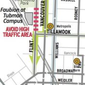 PBOT: School relocation will mean more auto traffic on North Flint