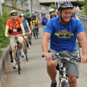 Mayor Hales will commute by bike to experience real-world conditions