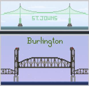 pixel bridges
