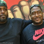 Riding against violence: Two Portlanders' story of using a bike ride to call for peace