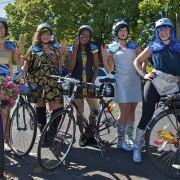 Weekend Recap: Scavenger hunt, cyclocross racing, and bikes for kids