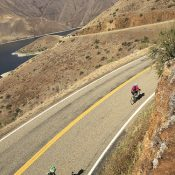 To Hell and back: Cycle Oregon 2015 Day 3