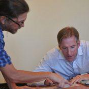 Hoping to be Portland's mayor, Ted Wheeler seeks a cycling education