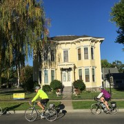 Faces and places on the road: Cycle Oregon 2015 Day One