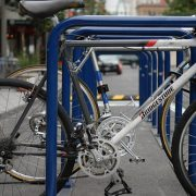 Ask BikePortland: Who takes the fall for a fallen bike?