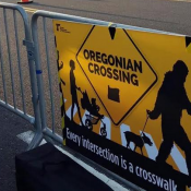 ODOT campaign says it loud and proud: 'Every Intersection is a Crosswalk'