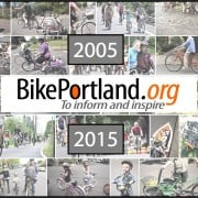 BikePortland is 10 years old. Let's have a party!