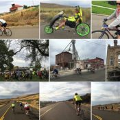 'Jesus light' and an old-time fiddler band: Cycle Oregon 2015 Day 2