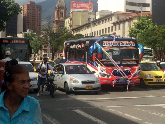 formal bus informal bus