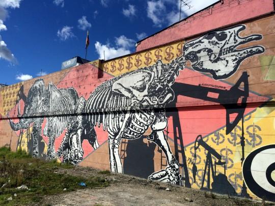 graffiti bones