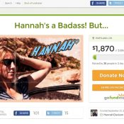North Portland hit-and-run victim looks to crowdfunding for medical bills