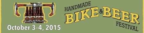 Handmade Bike & Beer Fest October 3-4
