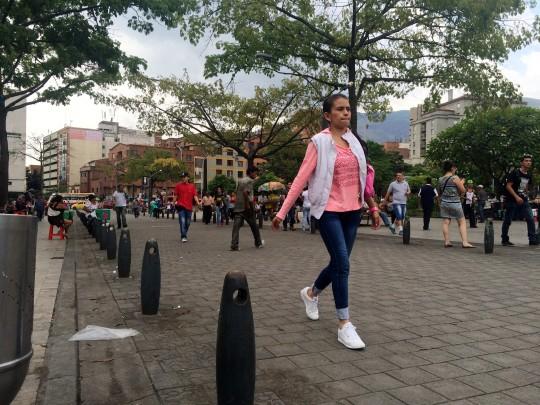 pedestrianized