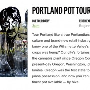 "Portland company's ""Pot Tour"" by bike includes free joint"