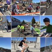 A spectacular end to the Sunday Parkways season