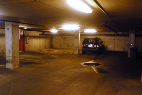 useless parking space