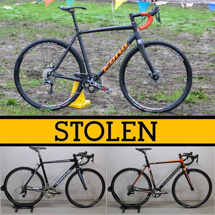 Theft of several high-end race bikes has Portlanders on edge