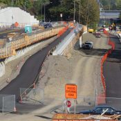 Checking in on the Sellwood Bridge project