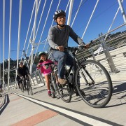 Tilikum Crossing may have boosted bike traffic already (corrected)