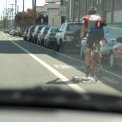What do you tell out of town drivers about Portland?