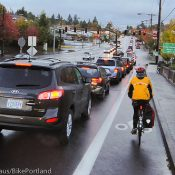 Safe routes coalition: Too many kids unable to join Walk and Bike to School Day