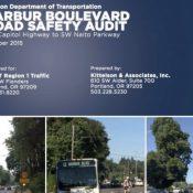 ODOT releases Barbur Boulevard Safety Audit