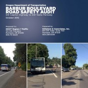 ODOT releases Barbur Boulevard Safety Audit