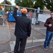 'Sidewalk closed': Portlanders fend for themselves amid building boom