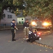 Man flees the scene after hitting a woman riding in northeast Portland – UPDATED