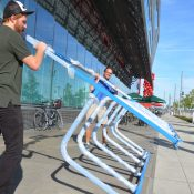 Take a sneak peek at OHSU's new 'Go By Bike Share'